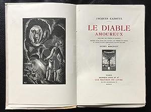 Le Diable amoureux. Texte revu sur l'édition: CAZOTTE (J.).