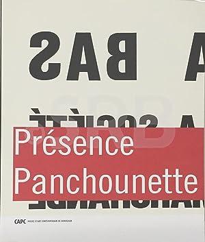 Présence Panchounette.: LAUBARD (C.) [dir.].