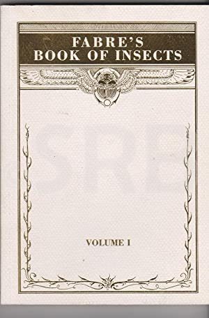 Fabre's book of insects. vol. 1.: FABRE (Jan).