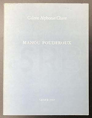 Manou Pouderoux.: POUDEROUX. DUCHEIN (Paul),