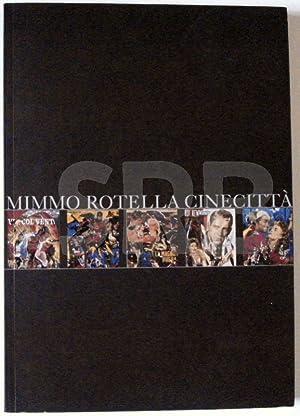 Mimmo Rotella, Cinecittà.: TRINI (T.).