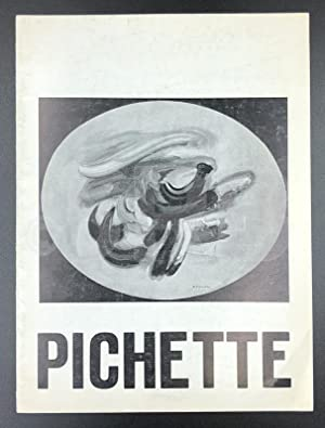 James Pichette.: PICHETTE. CATHELIN (Jean),