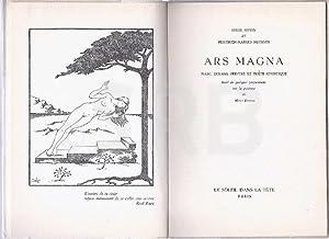 Ars magna. Marc EEmans, peintre et poète: HUTIN (Serge), HUEBNER