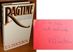 Ragtime (Signed/Inscribed First Edition): Doctorow, E.L.