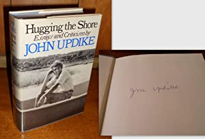 Hugging the Shore: Essays and Criticism (Signed: Updike, John