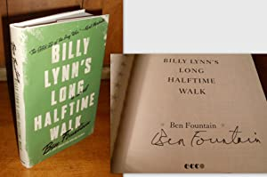 Billy Lynn's Long Halftime Walk (Signed First: Fountain, Ben