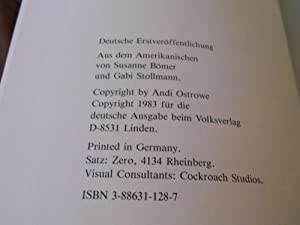 Wille Und Vermachtnis (Will And Testament) ~ Patti Smith Biography: Andi Ostrowe