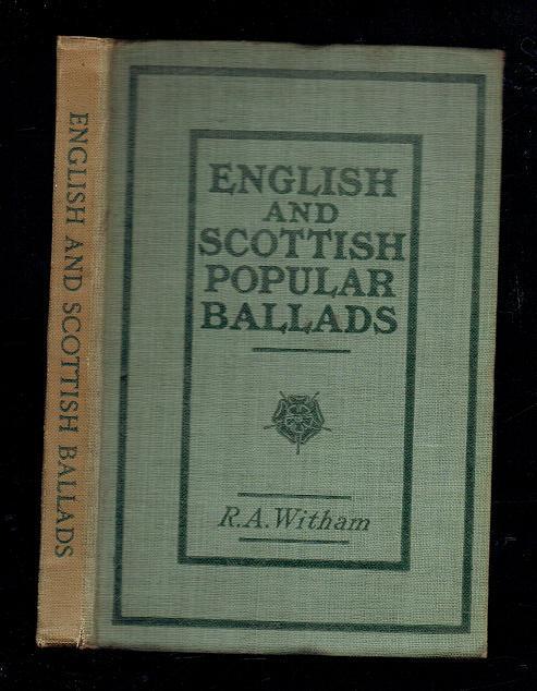 The English and Scottish Popular Ballads, Vol. 3