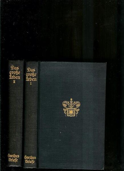 Das Grosse Leben 2 volumes