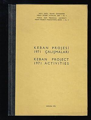 Keban Project 1971 Activities Keban Projesi 1971: Ordemir, Ismet