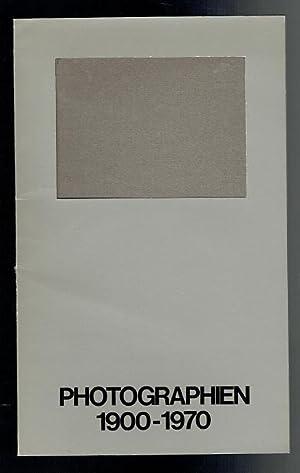 Photographien 1900-1970 Sammlung L Fritz Gruber 25: Anon,