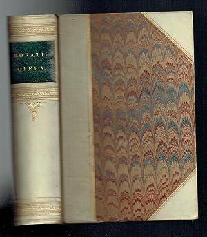The Works of Quintus Horatius Flaccus from: Flaccus, Quintus Horatius
