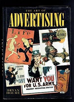The Art of Advertising: Holme, Bryan