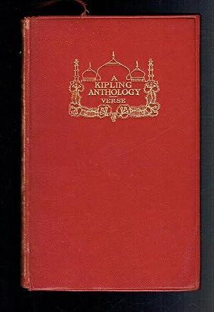A Kipling Anthology. Verse. Second Edition. Leather: Kipling, Rudyard
