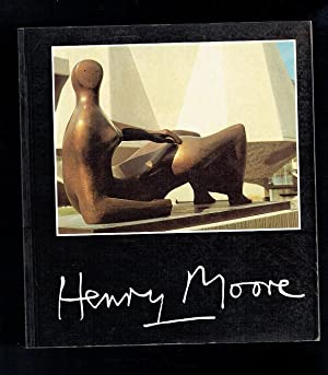 Henry Moore: Moore, Henry; Mitchinson,