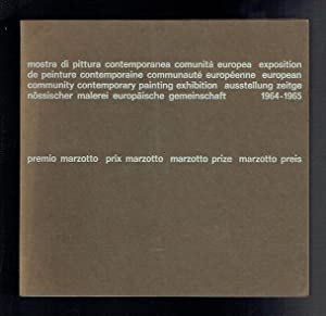 Mostra di pittura comunita europea 1964-1965. Premio: Marzotto, Paolo