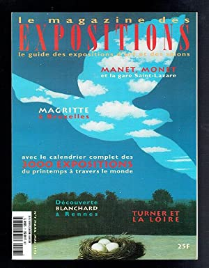 Le Magazine des Expositions No 7. Mars: Dodeman, Jacques
