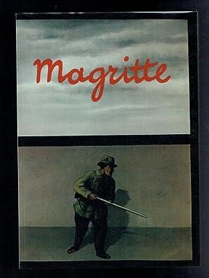 Magritte Retrospective Loan Exhibition October - November: Magritte, Rene