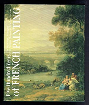 Five Hundred Years of French Painting: The: Brylenko, Liudmila