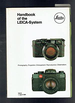 Handbook of Leica-System. Issue 1 April 1981: Leitz,
