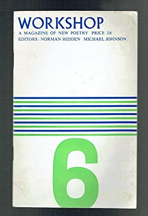 Workshop 6. A Magazine of New Poetry: Hidden, Norman
