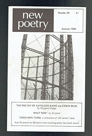 New Poetry Number 50 Autumn 1980: Hidden, Norman