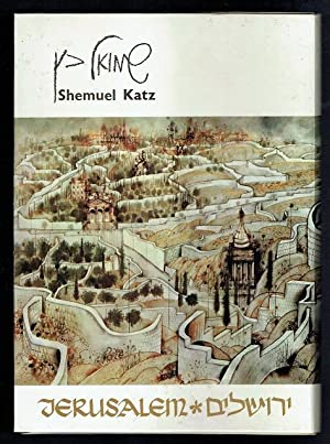 Shemuel Katz. Jerusalem. Paintings and Drawings. Fourth: Shemuel, Katz; Guri,