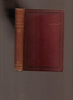 Selections from the Poetical Works of Robert: Browning, Robert