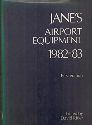 Jane's Airport Equipment 1982-83: Rider, David