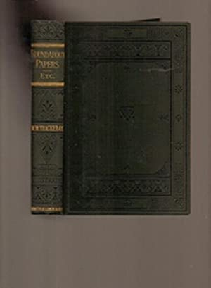 Roundabout Papers; The Second Funeral of Napoleon: Thackeray, W M
