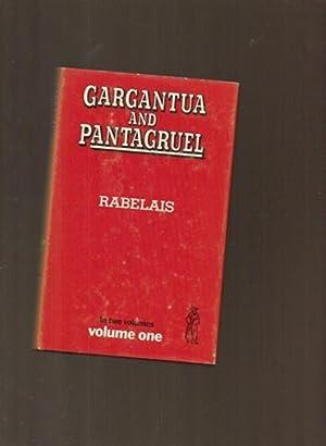 rabelais gargantua and pantagruel pdf