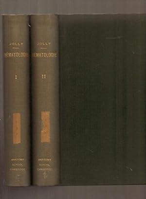 Traite Technique d'Hematologie 2 volumes: Jolly, J