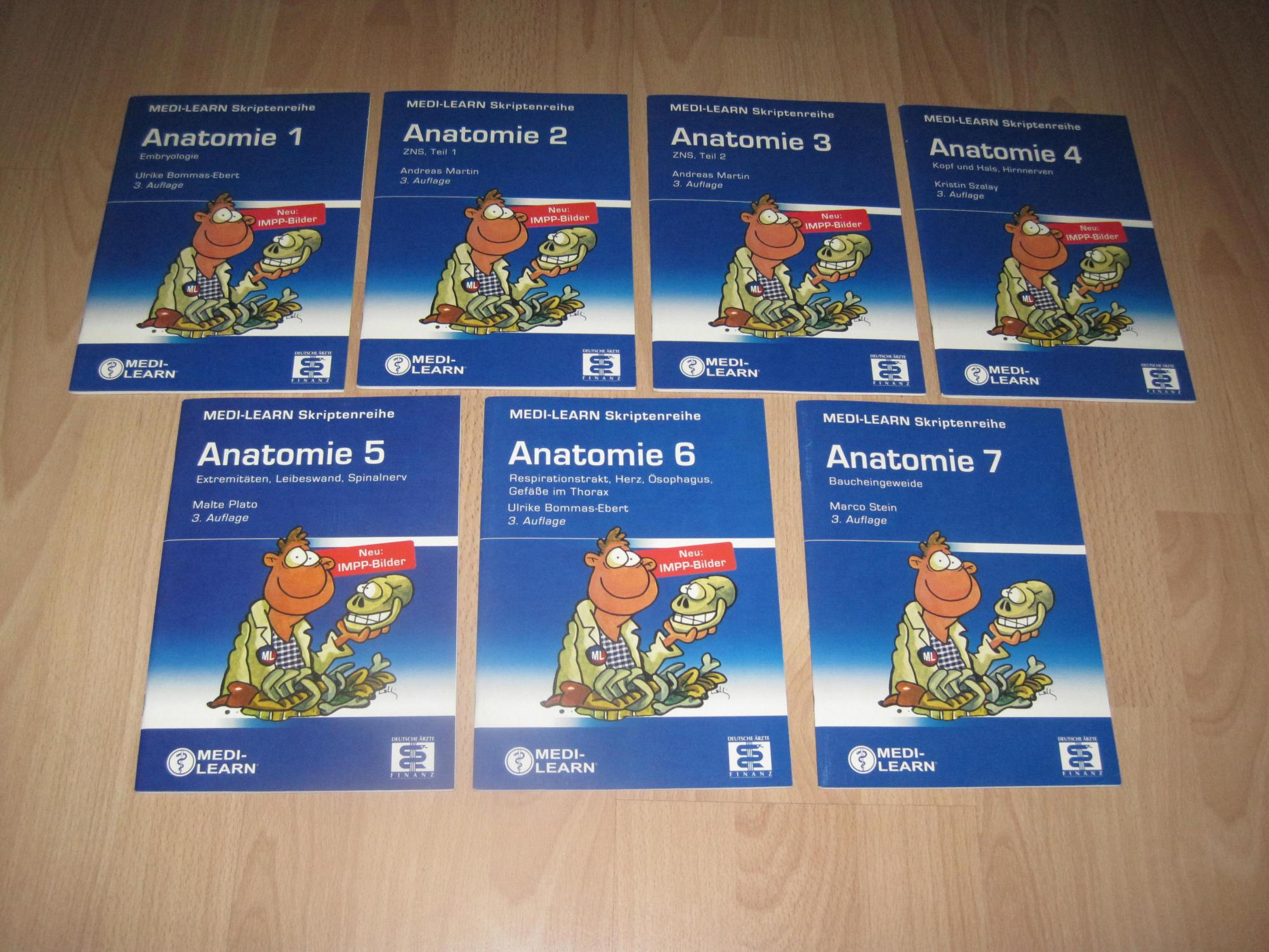 Anatomie by Andreas - AbeBooks