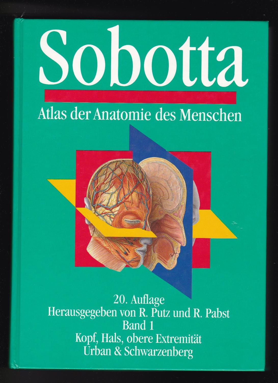 anatomie des menschen 1 von sobotta - ZVAB