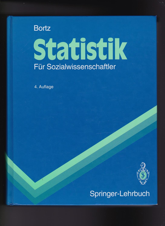 lehrbuch der statistik bortz j