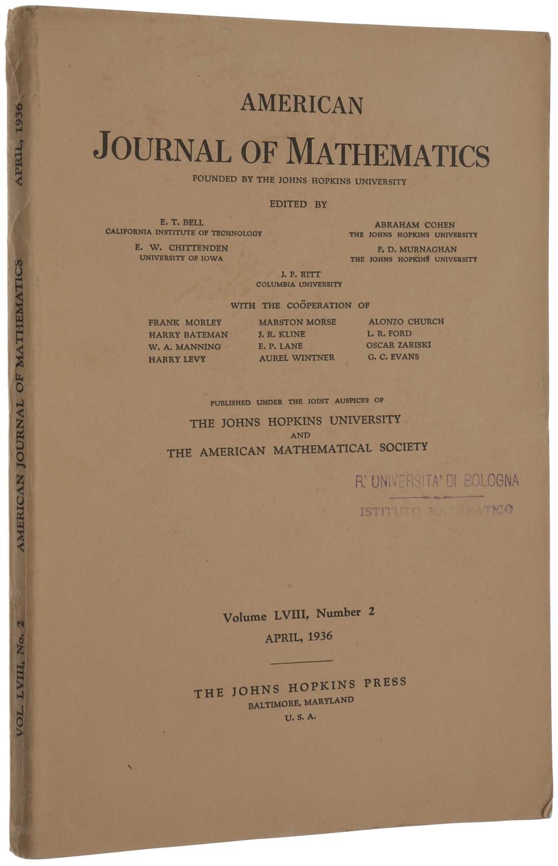 viaLibri ~ Rare Books from 1936 - Page 39