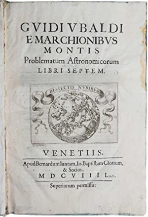 Problematum Astronomicorum Libri Septem. By the Greatest Influences on Galileo