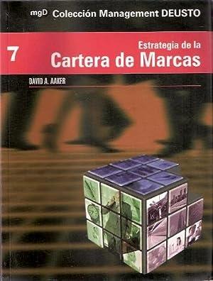 Estrategia de la Cartera de Marcas: Aaker, David A.