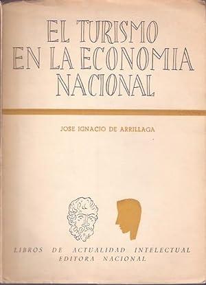 El Turismo en la economía nacional: Arrillaga, José Ignacio
