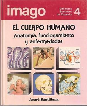 El cuerpo humano. Anatomía, funcionamiento y enfermedades: VV. AA.