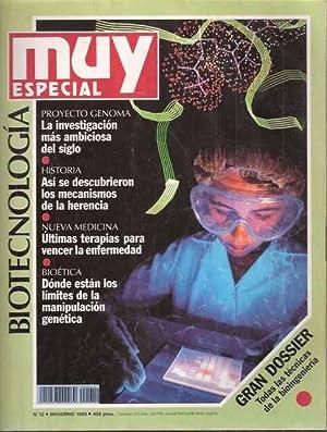 Muy especial, 12. Biotecnología: VV. AA