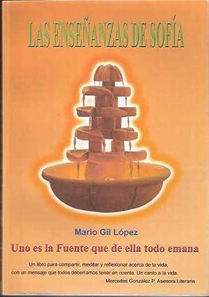Las enseñanzas de Sofía: Gil López, Mario
