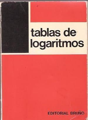 Tablas de logaritmos: VV.AA.