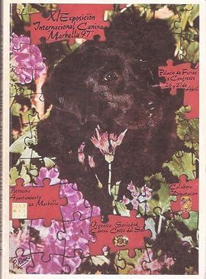 XI Exposición Internacional Canina Marbella 97: VV. AA.