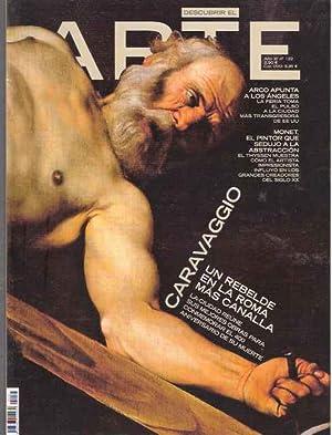 Descubrir el Arte Nº 132. Caravaggio, un: VV. AA.