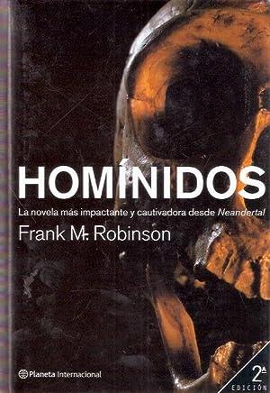 Homínidos: Robinson, Frank M.