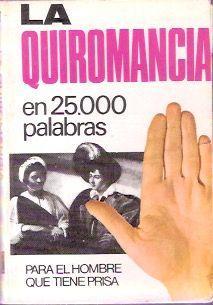 La Quiromancia: Klenk, Martin
