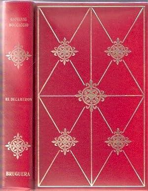 decameron by giovanni bocaccio Giovanni boccaccio, decameron, prencipe galeotto giovanni boccaccio, decamerone, vertaling uit het frans door margot bakker, lj veen's uitgeversmaatschappij.