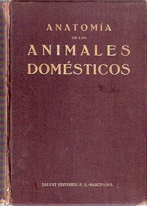 anatomia los animales domesticos - Used - Books - AbeBooks