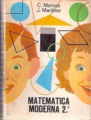 Matemática moderna 2º: Marcos, Constantino y